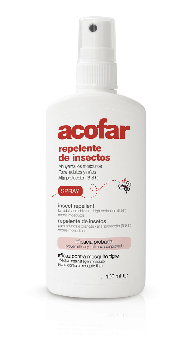 Acofar REPELENTE DE INSECTOS spray 100 ml