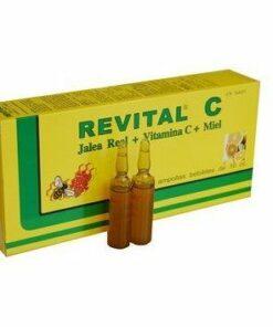 Revital C 20 Ampollas Bebibles