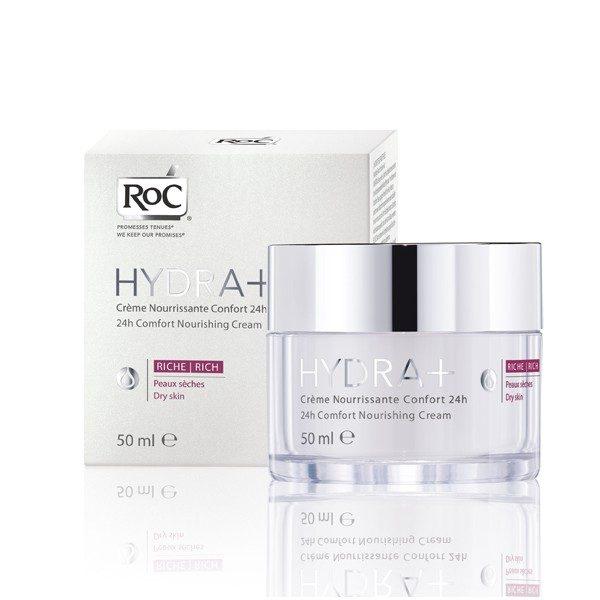 Comprar Roc Hydra+ Confort Ligera 50 ml