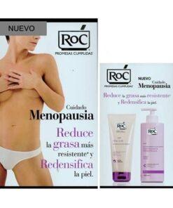 Roc Kit Menopausia (Reductor + Loción Reafirmante)