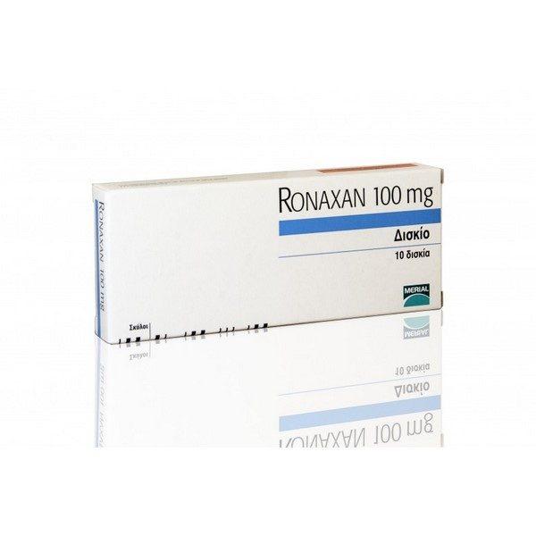 Comprar Ronaxam 100 mg 10 Comprimidos - Antibacteriano a Base de Doxiciclina para Perros y Gatos