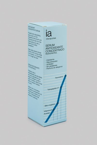 Sérum 30 ml Antioxidante Concentrado de Interapothek
