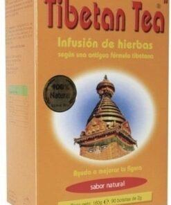 Comprar Té Tibetano Sabor Normal 30 Bolsitas de té 60 gr - Depuración del Organismo