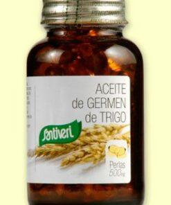 Comprar Santiveri Aceite de Germen de Trigo 500 mg 120 Perlas