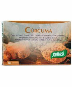Comprar Santiveri Curcuma 375 mg 48 Compr