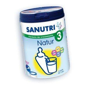 Sanutri Natur 3 800 Gramos