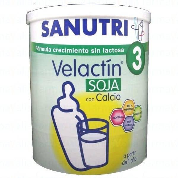 Sanutri Velactin Crecimiento Soja 800 Gr