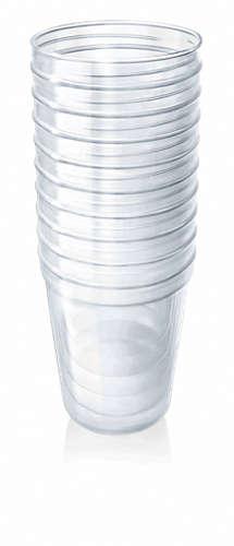 Comprar Avent Recipiente VIA Comida Bebé 240 Ml 10 Vasos