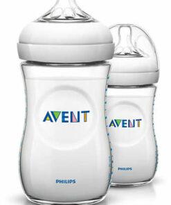 Comprar Avent Biberón Pp Natural Flujo Lento 260 Ml 2 Ud
