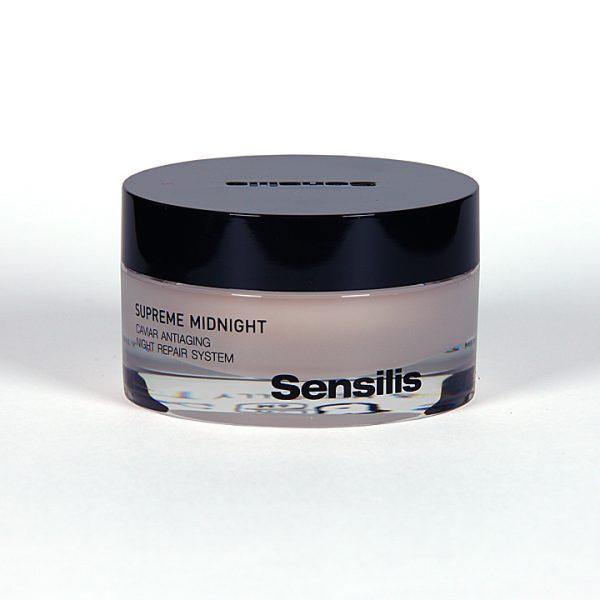 Comprar Sensilis Supreme Midnight Caviar 50 Ml