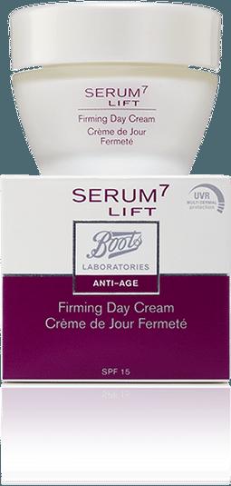 Serum 7 Lift Crema Reafirmante Dia 50ml - Reafirmante de Día SPF 15
