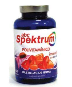Spektrum Immunity 60 gominolas