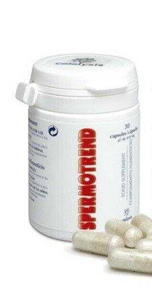 Spermotrend 90 Cápsulas de 450 mg de Catalysis