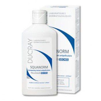 Comprar Ducray Squanorm Champú Caspa Seca 125 Ml