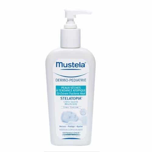 Comprar Mustela Stelatopia Crema Lavante 400 ml