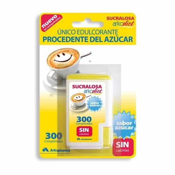 ArkoDiet Sucralosa 300 comps