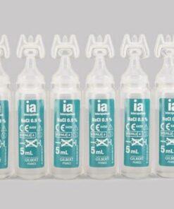 Para la Higiene de Nasal y Contra la Sequedad del Ojo