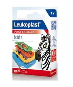 Comprar Leukoplast Kids Zoo Surtido 12 Ud