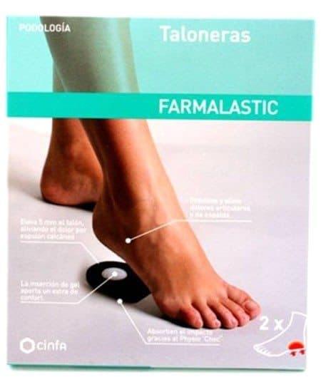 Talonera Farmalastic Talla Pequeña