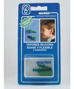 Tapones Oído Maries Silicona Niños 2 Unidades