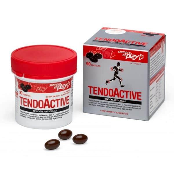 Comprar TendoActive Tendón Articular 90 Cápsulas - Complemento Alimenticio Molestias Tendinosas