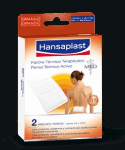 Hansaplast Med Parche Térmico Grande 2 Unidades