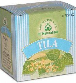 Comprar El Naturalista Tila 10 Bolsas