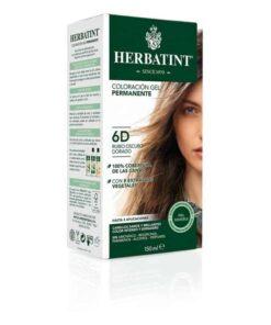 Herbatint 6D Rubio Oscuro Dorado