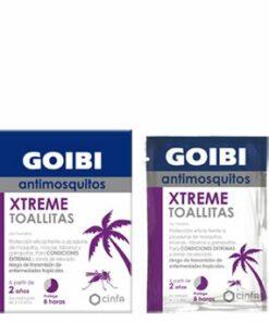 Comprar Goibi Xtreme Antimosquitos Tropical 16 Toallitas