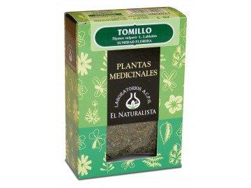 Comprar El Naturalista Tomillo Bolsa 50 Gr