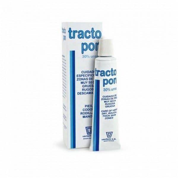 Tractopon Crema 40 ml - Urea 30% Piel Muy Seca Agrietada Descamativa