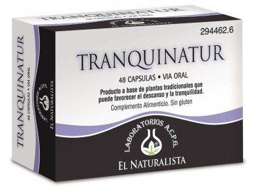 Comprar El Naturalista Tranquinatur 48 Cáps