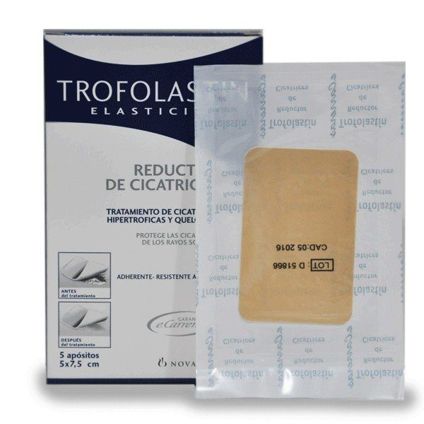 Comprar Trofolastin Reductor Cicatrices