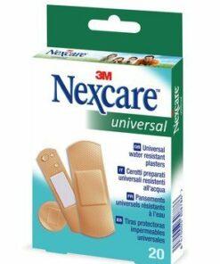 Comprar Nexcare Universal 3M 20 Tiras