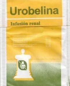 Urobelina Infusión 10 Unidades