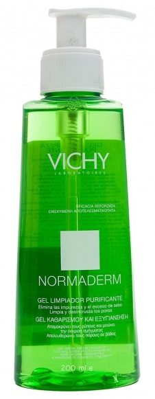Comprar Normaderm Gel Limpiador Purificante 200 ml