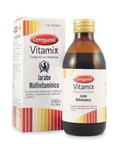 Ceregumil Vitamix Jarabe 250 ml