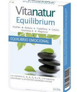 Vitanatur Equilibrio 30 Comp - Equilibrio Emocional