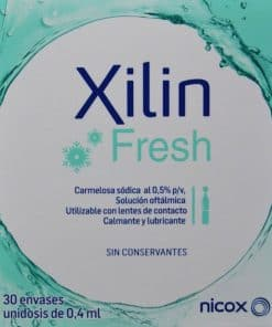 Xilin Fresh 30 Unidosis