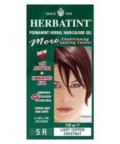 Herbatint 5R Castaño Claro Cobrizo
