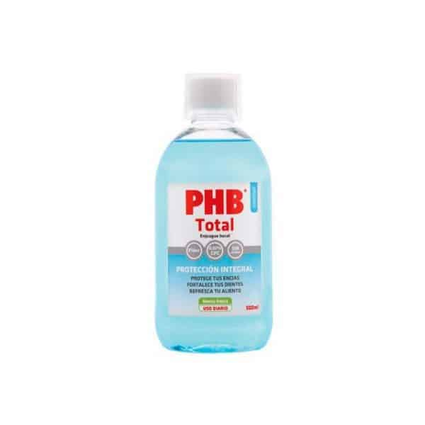 Comprar Enjuague Bucal Phb Total 500 ML