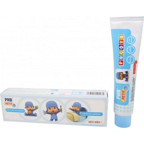 Comprar Pasta Dental Phb Petit 75 Ml. - Pasta Dentífrica Niños de 2 a 6 Años