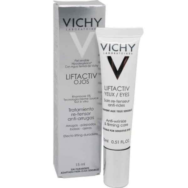 Comprar Vichy Liftactiv Contorno de Ojos Antiarrugas 15 ml - Contorno de Ojos