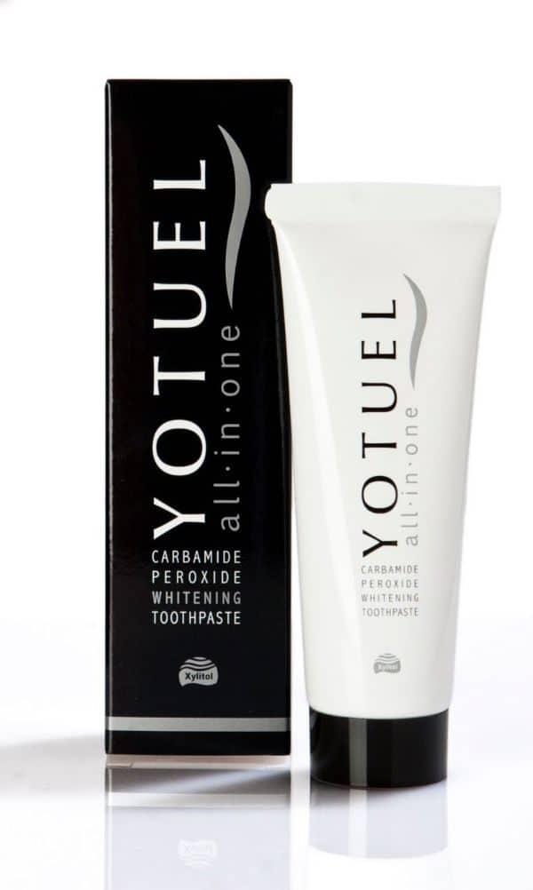 Comprar Yotuel All In One Dentifrico Blanq 75 Ml - Dentífrico Blanqueador