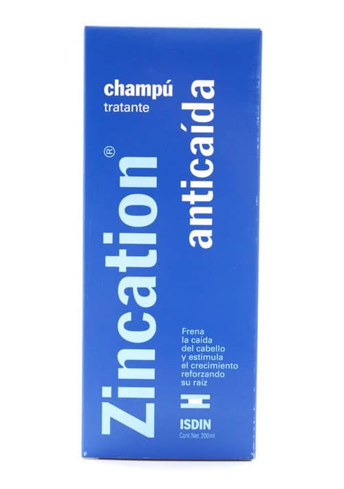 Zincation Champú Anticaída 200 ml