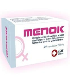 Menok 30 Cápsulas 780 mg