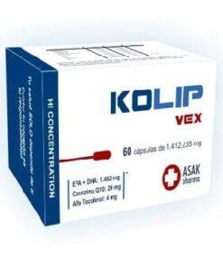 Comprar Kolip Vex 60 Cáps