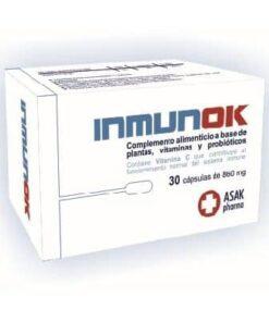 Inmunok 30 Cápsulas 860 mg