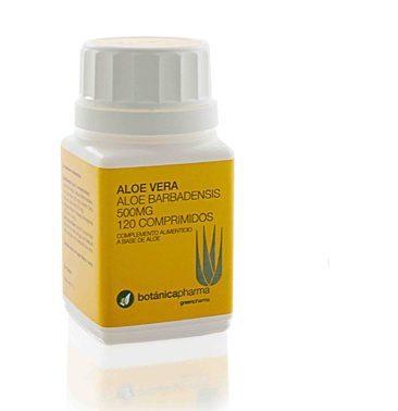 Aloe Vera botanica pharma 120 comprimidos