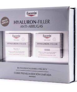 Eucerin Hyaluron P/Seca Cr.Dia+Cr.Noche